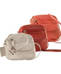 Nothing like a Maya Teen genuine leather sling bag - to enhance your style & confidence. eZeeBags YT842v1.