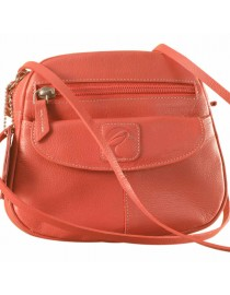 Nothing like a Maya Teen genuine leather sling bag - to enhance your style & confidence. eZeeBags YT842v1 - Pink.