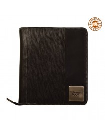 100% Genuine Leather Planner Diary the brown book - MA-v2 Series Black with undated refills.