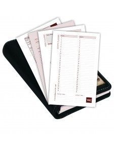 the brown book MX Series refills Overlay