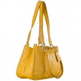 eZeeBags-Maya-Leather-Handbag--Yellow-Side-YA818v1.jpg