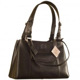 eZeeBags-Maya-Leather-Handbag-YA824v1-Black-Front.jpg